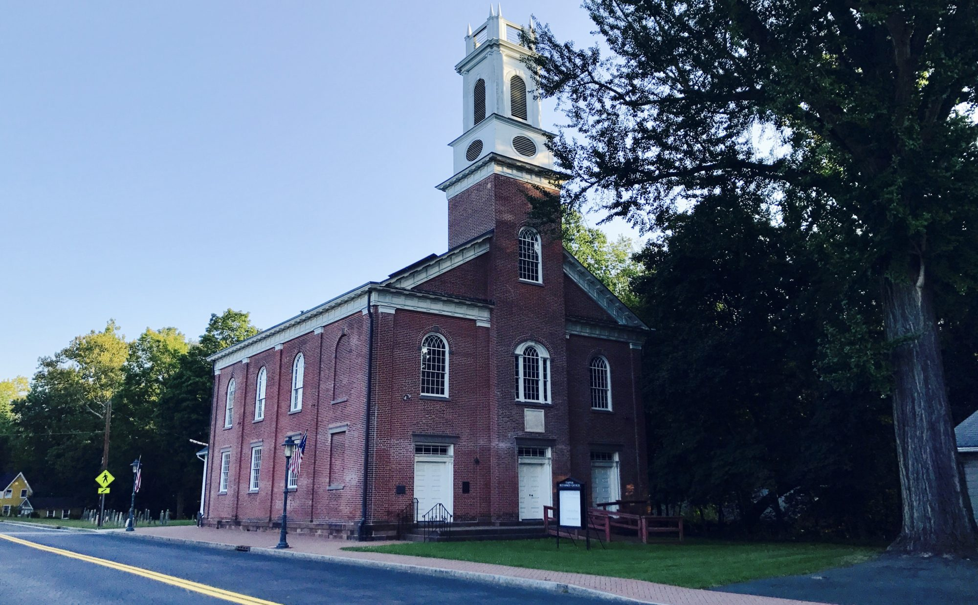 Tappan Reformed Church